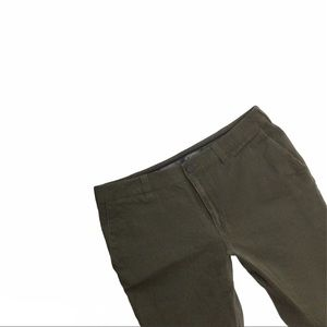 FRANK & OAK State Concepts flatfront tapered pants